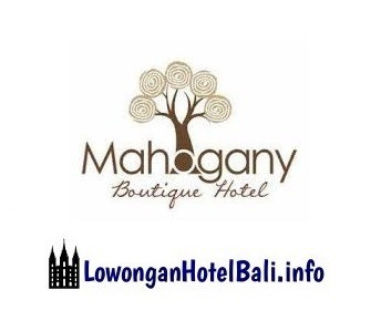 Loker Mahogany Hotel Nusa Dua
